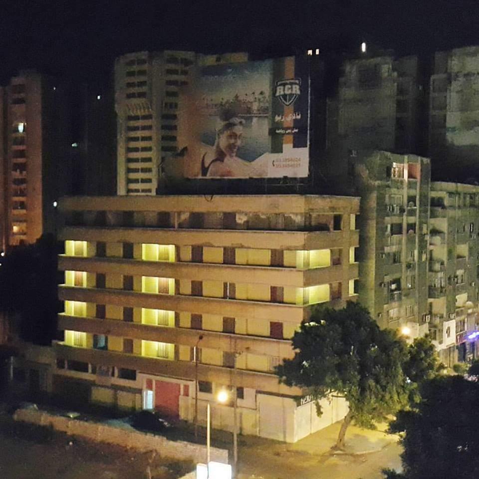 """3omaret El 3afarit"" In Alexandria"