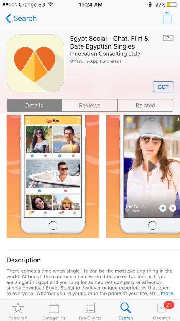 dating apps egipt